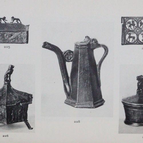 Falke,O.V. (Hrsg.). La collection du Dr. Albert Figdor Vienne. Première partie, …