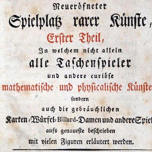 (Witgeest,S.). Livre de magie naturelle ou... Dans lequel non seulement tous les…