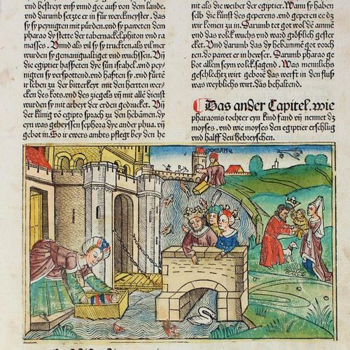 Schreiber,W.L. La gravure sur bois au 15ème siècle dans des exemples originaux. …
