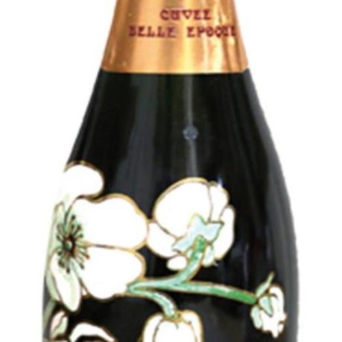Champagner Brut Perrier Jouët Belle Epoque. 1998年年份,750毫升容量。酒精含量13%。 Perrier Jou…