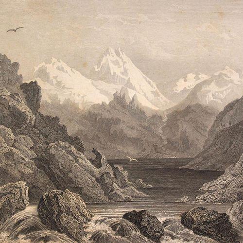 Appel,J.W. Der Rhein und die Rheinlande von den Quellen des Rheins bis Mainz... …