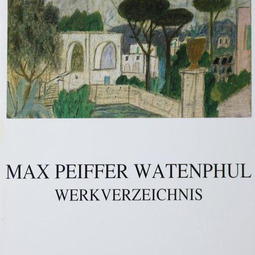 Sammlung de 5 catalogues raisonnés de divers. Artistes en 6 volumes. Divers. For…
