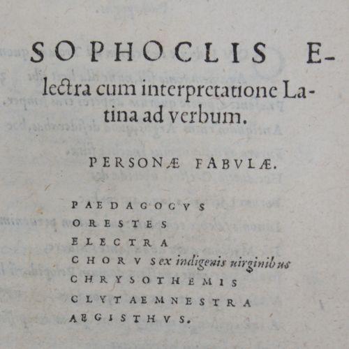 "Palearius,A. (Antonio della Paglia). 歌剧。在这个问题上,我想说的是:""如果你想知道我是怎么做的,那就去找我吧。在这段时期内…"