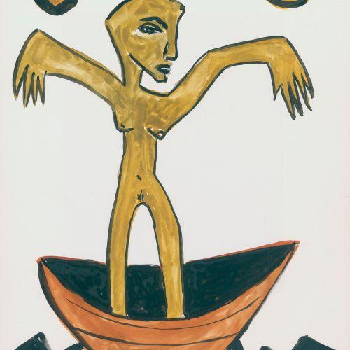 Süß,K. Klaus Süß. Gravures, dessins, peintures. Catalogue, Chemnitz u. Ffm. 1997…