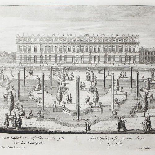 Schenk,P. (Paradisus oculorum)。阿姆斯特丹,P.Schenk(约1700 02)。Qu.8°。收集了3个妊妇。头衔 a. 44 g…