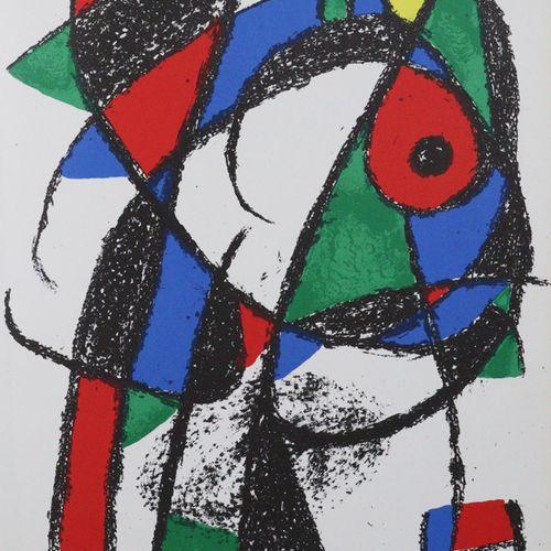 Queneau,R. 琼 米罗。石版画。第二卷。莱昂 阿米尔翻译。纽约,阿米尔1975年。有12个(包括OU)部分dplblgr.Col。琼 米罗的石版画和38…