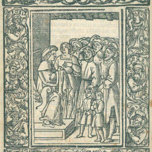 (Castello,A.Da). Rosario della gl(ori)osa v(irg)ine Maria。(威尼斯,Sessa & Ravani 15…