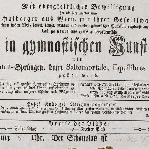 Mit obrigkeitlicher Genehmigung la famille Haiberger de Vienne, qui est arrivée …