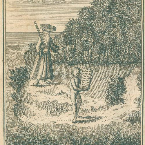 Sächsische Robinson, Der, ou la description fidèle de Wilhelm Retchir, Saxon de …
