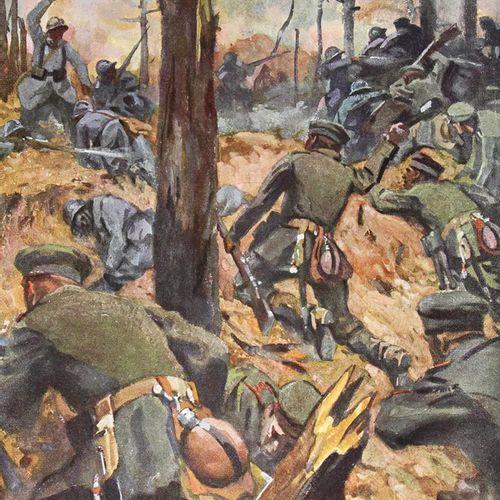 Kameradschaftsblätter pour les anciens membres du régiment d'infanterie de réser…