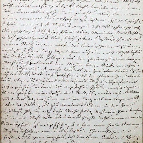 Kochbuch. Manuscrit allemand sur papier, 1847 55. Cl.4°. 120 nn. Inscrites p. A.…