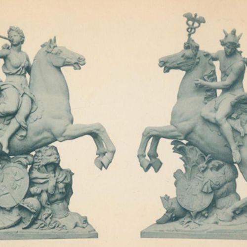 HR Bronzes d'Art. Catalogue de sculptures en bronze, probablement France, 2ème m…