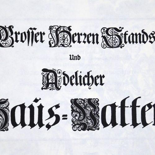 (Münchhausen,O.V.). 家父》。混合版本。Tle.1 6共11卷。汉诺威,Förster u. Sohn's Erben, 1765 76.各种…