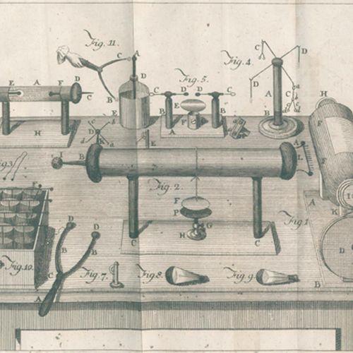 Cavallo,T. Un traité complet sur la théorie et la pratique de l'électricité, acc…
