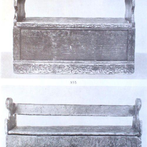 Konvolut 20世纪的20本书籍和著作,主要是关于艺术和艺术与手工艺的,大部分都有丰富的插图,各种形式和装订。各种形式和装订。(有些磨损的痕迹)。) Pr…
