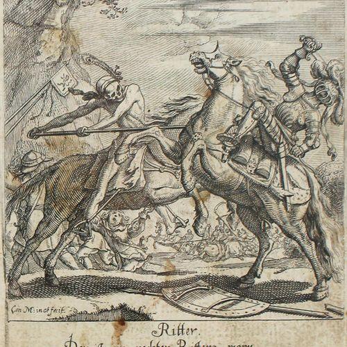 Meyer, Rudolf u. Conrad La danse de la mort. Fragment de la Danse macabre de Zur…