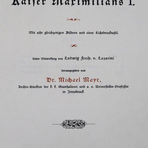 Sammlung 的6卷。传真, versch.格式 A. 绑定。 其中包括:╗ Hranitzky,K.文斯拉圣经》中最美的图片。Graz 1998 Klem…
