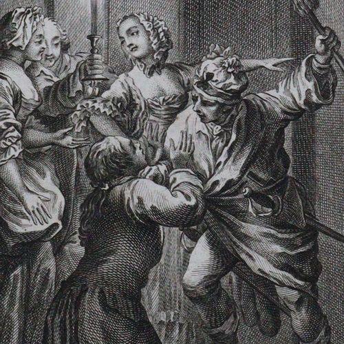 La Fontaine,J.De. Contes et nouvelles en vers. 2 volumes. O.O.U.Dr. 1777. Avec 2…