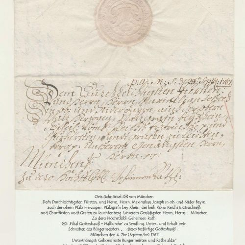 Vorphilatelie. 68件收藏品,巴伐利亚,18 19世纪,在照片的角落里,在模式中。收藏家的专辑。 包含法院、服务和外国信件以及信封、法官、商业和收…