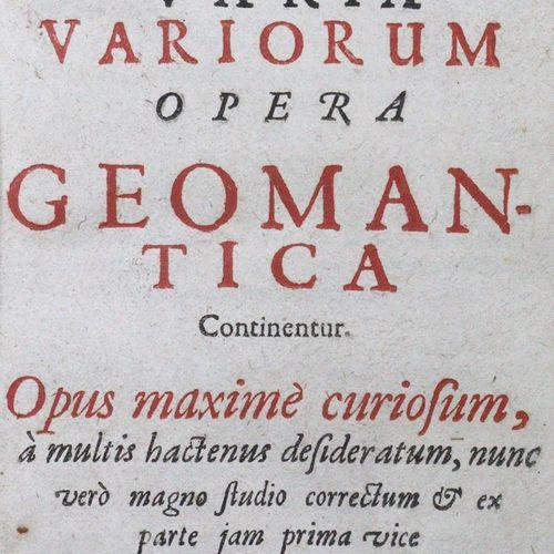 Fludd,R. Fasciculus geomanticus, in quo varia variorum opera geomantica continen…
