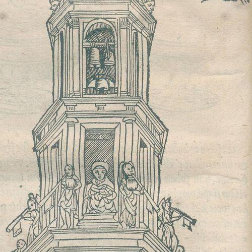 Vitruvius (Pollio),M. De architectura libri decem... Nunc primum in Germania. Ad…
