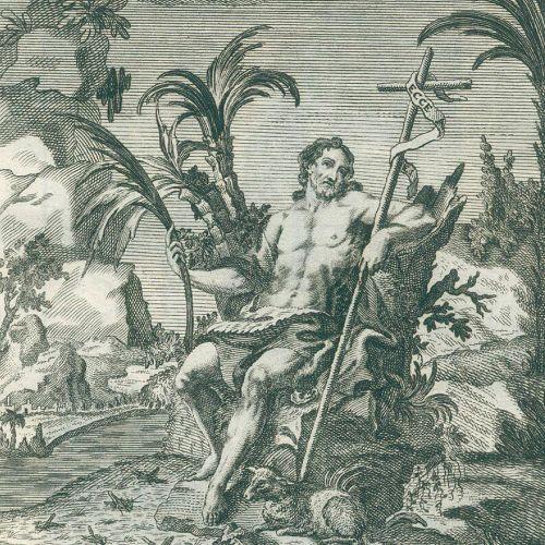 Ichnographia Emblematica triplicis ad deum tri unum mysticae viae,.... Descripti…