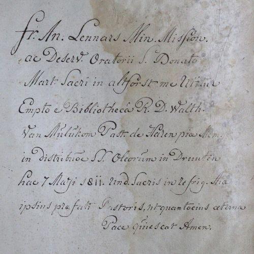 Biblia neerlandica. 圣经》(Bibles sacra)是一部由《圣经》和《新约》组成的圣经,它是由《圣经》和《新约》组成的。)安特卫普,Pa…