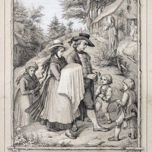 Reich,L. Jerome. Portraits de vie de la région de Baar et de la Forêt Noire.... …