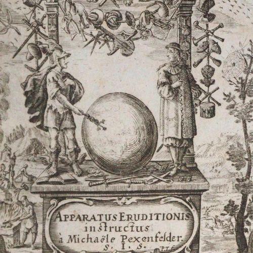 Pexenfelder,M. Apparatus eruditionis tam rerum quam verborum per omnes artes et …