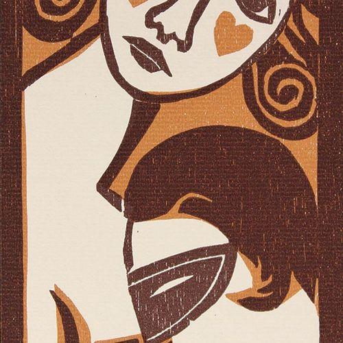 Frischmuth,B. De la vie de Pierrot. Pfaffenweiler, Pfaffenweiler Presse 1982. 4°…