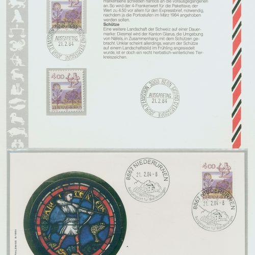 Sammlerbestand 有一个非常广泛的库存,放在18个移动的箱子里。藏品、拍品、重复库存等,包括来自不同地区的邮票问题和封套,有些来自订阅购买。巨大的材…