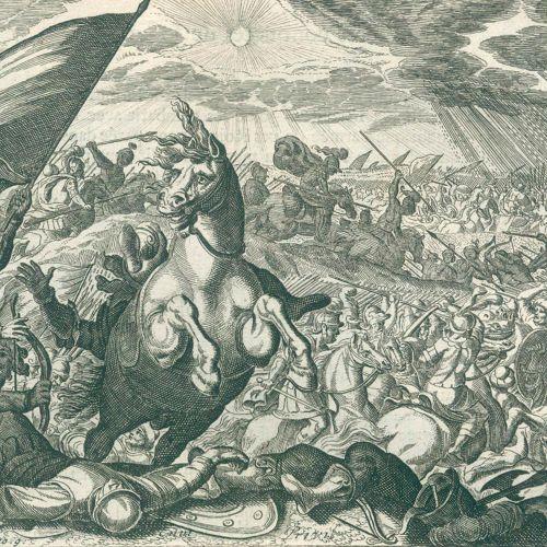 Bilderbibel. Afbeeldingen der voornaamste Historien, soo van het Oude als Nieuwe…