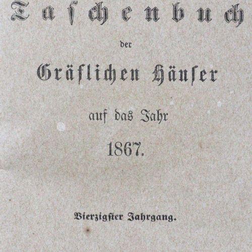Sammlung 的12本历法。各种各样的。格式和装订。 包含:╗ Steinebach,F.Thalia Wien Jg. 1853 with 6 plate…