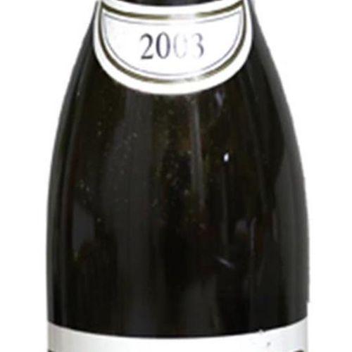 Domaine Leflaive Puligny Montrachet 1er Cru Les Pucelles. Vintage 2003. Capacité…