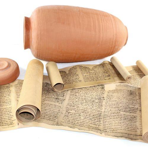 Dead Sea Scrolls, The. 根据原卷复制,保存在耶路撒冷Sekine, Masao教授(监督和前言);Millar Burrows教授(序言)…