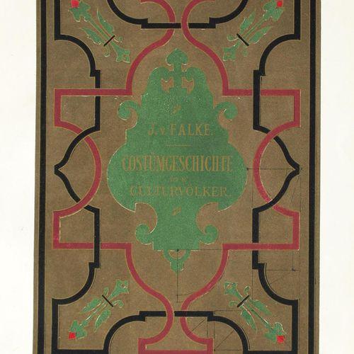 Ludwig,E. U. O.Horn. Patrons et motifs pour la décoration des couvertures et des…