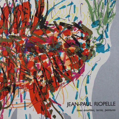 Riopelle,J.P. Jean Paul Riopelle. Laves Enamels, Terres, Peintures. (Catalogue),…