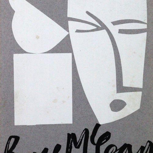 McLean,B. Bruce McLean. Bln., Kühn 1992. 4°. 16 fol. (10 texte et ill., 6 graphi…