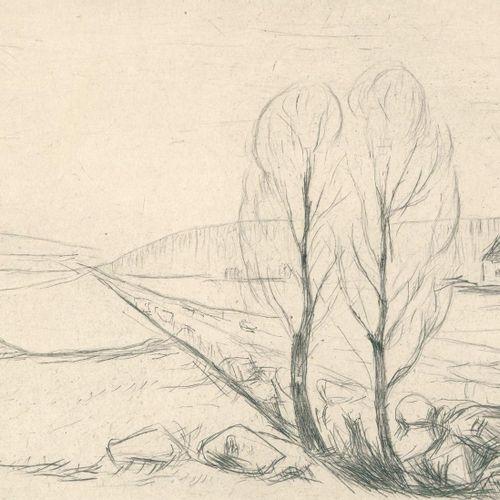 Struck,H. L'art de la gravure. 4ème édition. Bln., P.Cassirer 1920. Gr.8°. Avec …