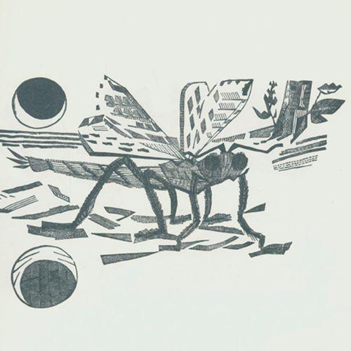 Rohse,O. 一百幅木刻版画。画面上有几幅画。一百幅木刻版画。(Stgt., Hauswedell 1990)。4°.有100幅木刻版画。230 S.插图:…