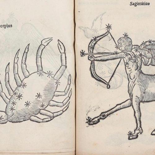 Hyginus,C.J. De Mundi et Sphere Ac utriusque partium Declaratione cum Planetis e…