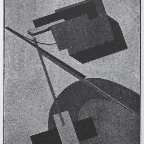 Schwitters,K. Merz的笔记本。传真重印。弗里德里希姆 拉赫的介绍。伯尔尼,Herbert Lang 1975年。 松散在4°不透明的文件夹中。 …