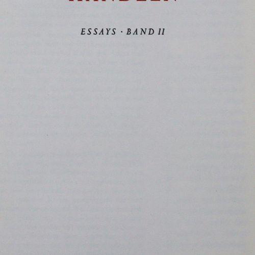 Broch,H. Collected Works. 10 volumes. Zurich, Rhein Verlag 1953 ff. Avec quelque…