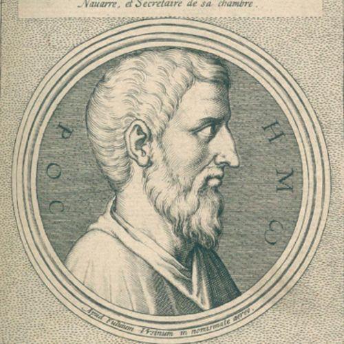 Homer. L'Odyssée. De la version de Salomon Certon.... Paris, Angelier 1604. Avec…