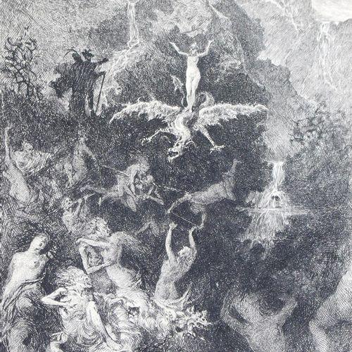 Goethe,(J.W.V.). Faust. Première partie. Préface et traduction de H. Blaze de Bu…