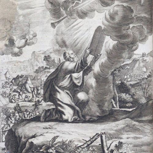 Biblia germanica. Biblia, c'est à dire : l'ensemble des Saintes Écritures Ancien…