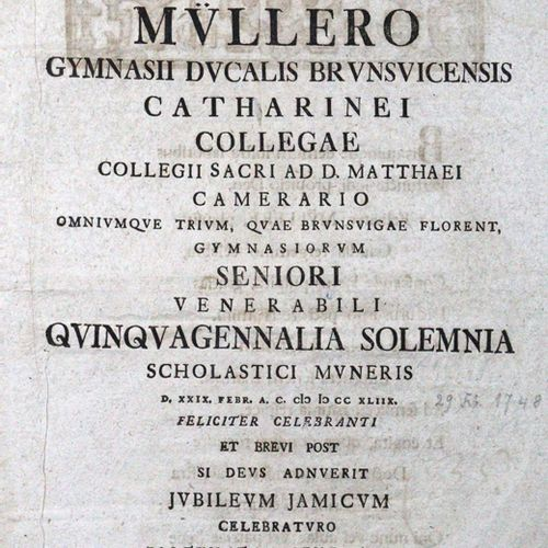 Roenick,J.T. 薇洛...萨穆埃尔 阿尔贝托 米莱罗...Feliciter celebranti et brevi post si Deus adn…