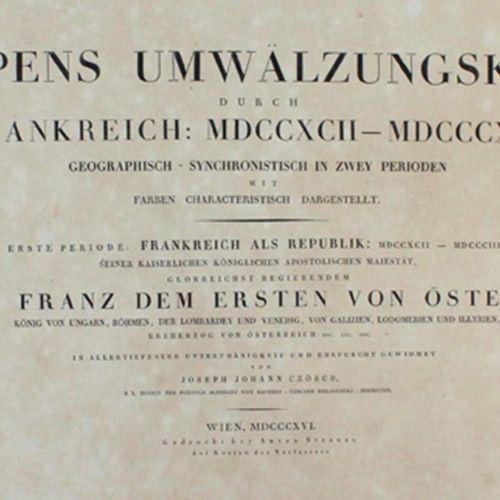 Czösch,J.J. Les guerres de bouleversement de l'Europe par la France : 1792 1814,…