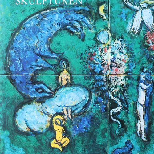 Sammlung de 5 catalogues raisonnés, divers. Artistes. Divers. Formats a. Reliure…
