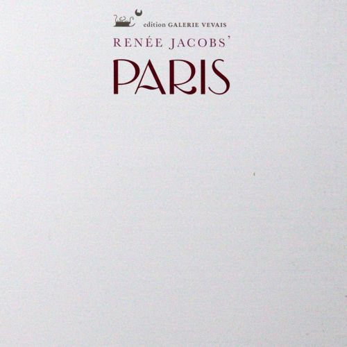 Jacobs,R. Paris. Bliesdorf, Edition Galerie Vevais 2013. 4°. Avec de nombreuses …